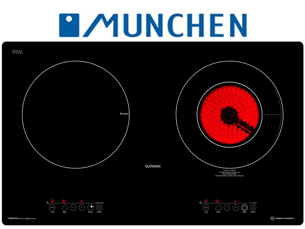 Kết quả hình ảnh cho chọn mua bếp từ munchen
