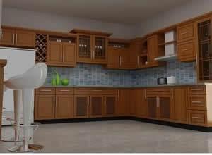 Tủ bếp hoàng anh gia lai 12
