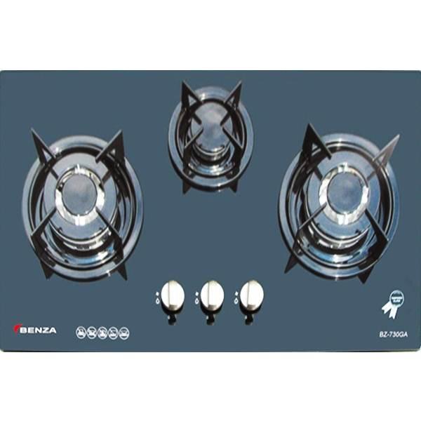 Bếp gas âm kính BENZA BZ 730GA new