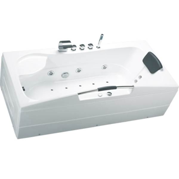 Cấu tạo của bồn tắm massage Casear