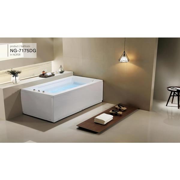 Bồn tắm massage Nofer NG-1821 Nano