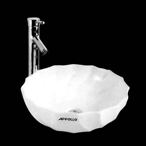 Chậu rửa mặt Appollo AL-004