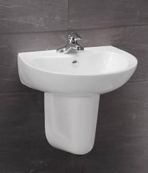 Chậu rửa mặt Caesar L2155/P2441