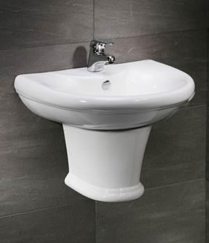 Chậu rửa mặt Caesar L2230/P2433