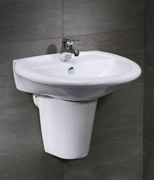 Chậu rửa mặt Caesar L2360/P2439