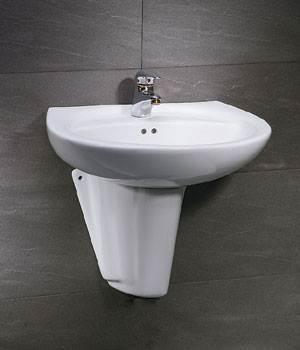 Chậu rửa mặt Caesar L2220/P2436
