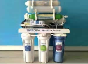 Máy lọc nước Ro Europura EU 105L(5 lõi không vỏ)