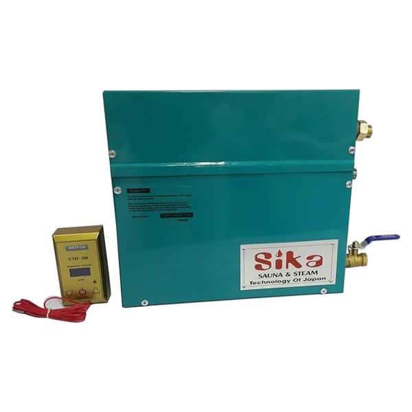 Máy xông hơi ướt Sika 7,5kw điện tử