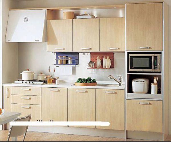 Tủ bếp gỗ CN cao cấp 5