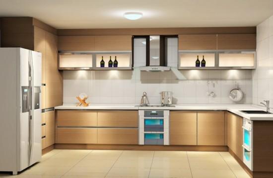 Tủ bếp gỗ CN cao cấp 7
