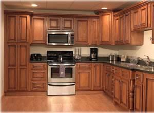 Tủ bếp gỗ công nghiệp 13