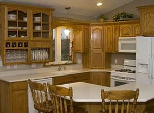 Tủ bếp gỗ xoan đào tây bắc 09